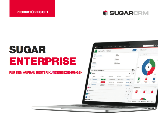 Sugar Enterprise Edition