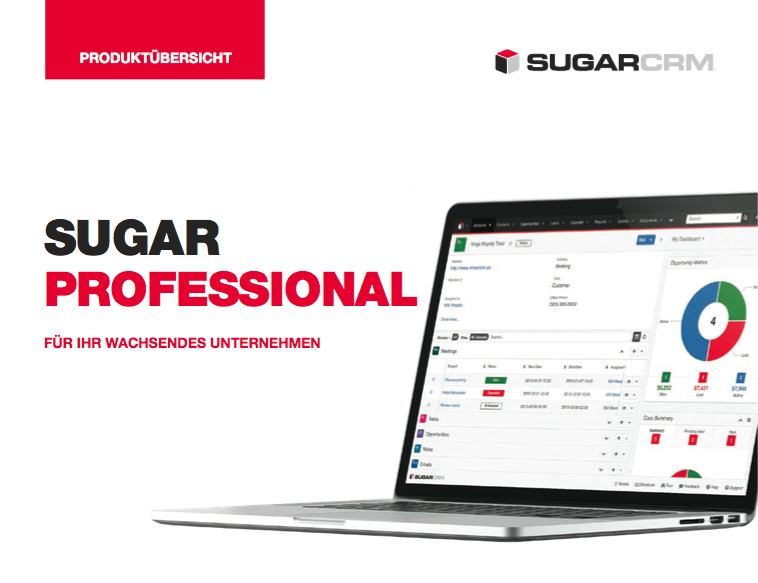 Sugar Professional Edition